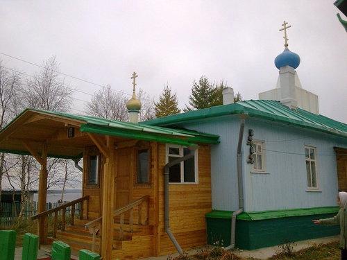 Церковь преп. Трифона Печенгского