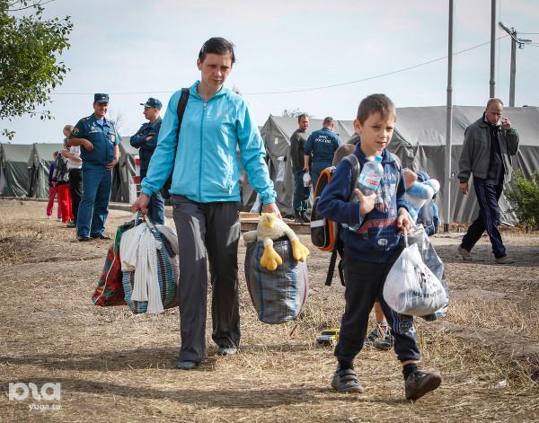 Сбор средств  в помощь украинским беженцам