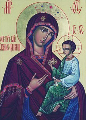 Иконы Божией Матери, именуемой ...: troickiyhram.prihod.ru/stati_i_rasskazy/view/id/25035