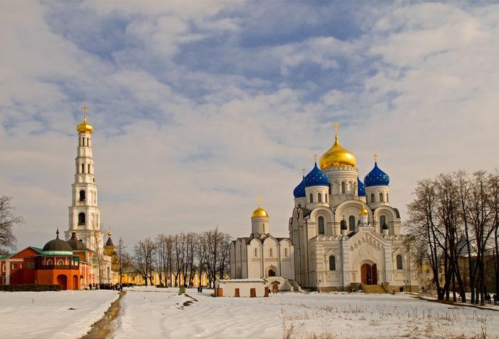Паломничество в Николо-Угрешский монастырь