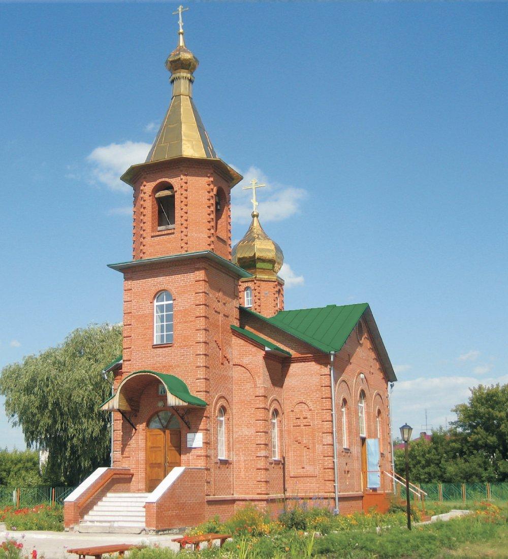 Фото поселка любино омской области 3
